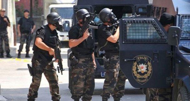 Demirtaş'ın evine Narkotik baskını!