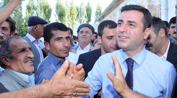 Demirtaş: Neden Bir Kürt Cumhurbaşkanı Olmasın (3)