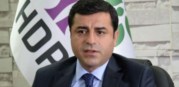 Demirtaş'tan Kılıçdaroğlu ve Bahçeli'ye tepki
