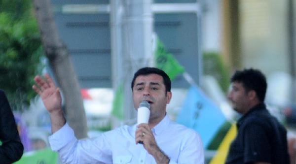Demirtaş: Türkiye Felaketlerden Uzak Durmak İstiyorsa Tekçi Anlayış Bitmeli (3)