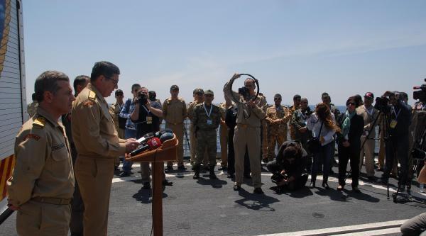 Deniz Aslanı 2014 Tatbikatında, Türkiye'den Gövde Gösterisi (2)