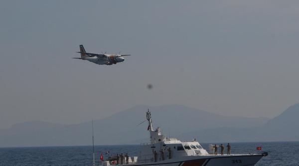 Deniz Aslanı 2014 Tatbikatında, Türkiye'den Gövde Gösterisi (3)