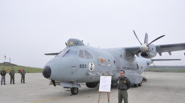 Deniz Karakol Uçakları Tanıtıldı