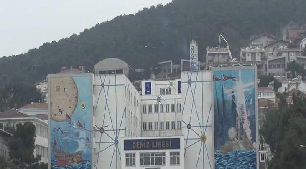 Deniz Lisesi İlk Kez Basına Tanıtıldı