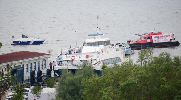 Deniz Otobüsü Yolcuları 'başbakanlık Talimatı' Denilerek Mağdur Edildi