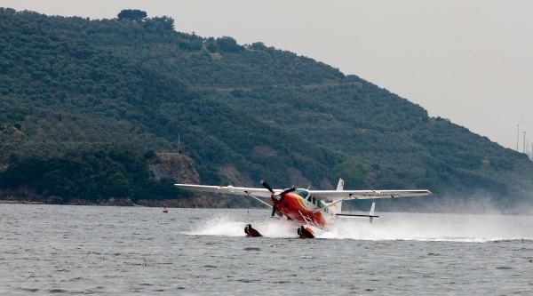 Deniz Uçağının Bodrum, Çeşme Ve Bandırma Seferleri Başlıyor