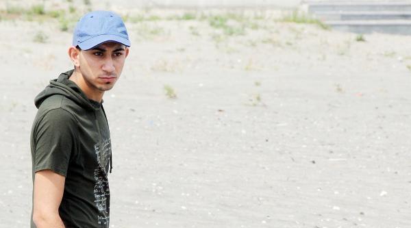 Denizde Kaybolan Irakli Genç Bulunamadı