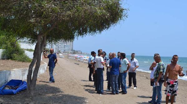 Denizde Kaybolan Suriyelinin Cesedi Bulundu