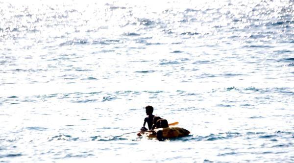 Denizde Korku Dolu 1 Saat