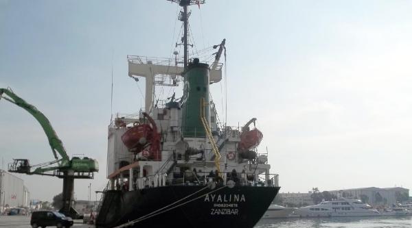 Denizi Kirleten 2 Gemiye 73 Bin Lira Ceza