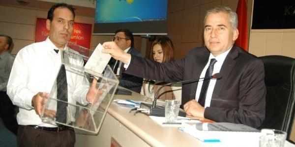 Denizli Belediyesi'nin 2014 Bütçesi 565 Milyon Lira
