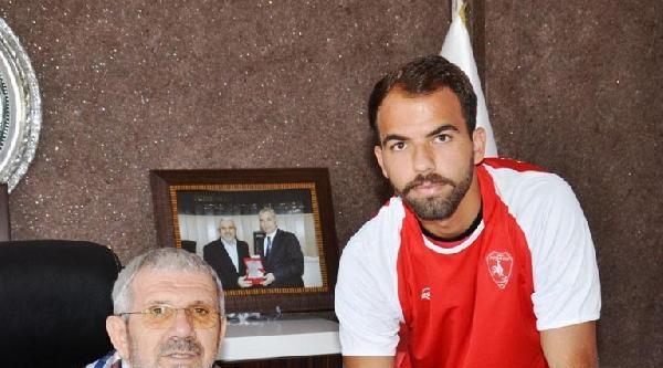 Denizli Belediyespor'da 2 Transfer