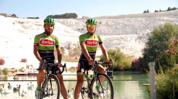 Denizli, Yol Bisikleti Türkiye Şampiyonasi'nin Ev Sahibi