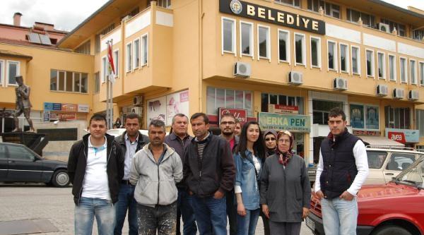Denizli'de 97 İşçi, '1 Mayıs'ta İşsiz Kaldı