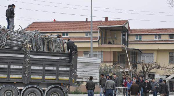 Denizli'de Başbakan Hazırlığı