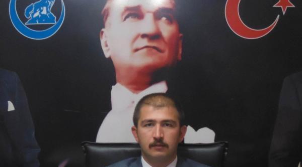 Denizli'de Ülkücülerden Türkmenlere Destek