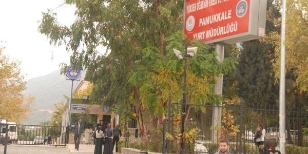 Denizli'De Üniversiteliler Tepkili: Kizli Erkekli Kalmiyoruz, Komşuyuz