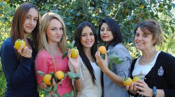 Denizli'Den 80 Ülkeye Tarim Ürünü Ihracati