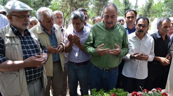 Dep'li Muhsin Melik Mezarı Başında Anıldı