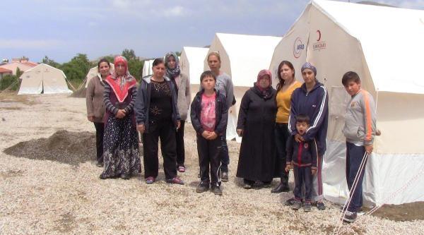 Deprem Mağduru Polis Aileleri Sıkıntılı