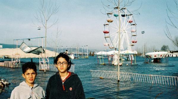 Depremin Merkez Üssü Gölcük'e 15 Yıl Sonra Yeni Lunapark