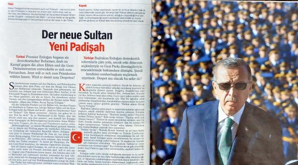 Der Spiegel, Türkçe Çikinca Yok Sattı