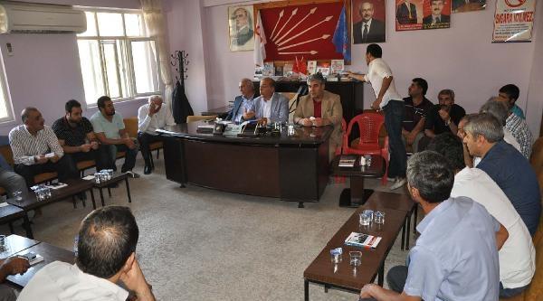 Derik Ve Kızıltepe'ye Mahkeme Kararıyla Elektrik Verildi, Eylemler Sona Erdi (2)