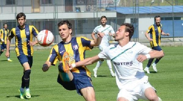 Derincespor - Yeşil Bursa: 1-0