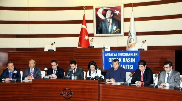Dershaneciler, Erdoğan'dan Randevu İstedi