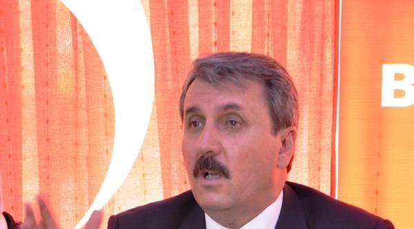 Destici: Hükümet Ve Muhalefet Kayıkçı Kavgası Yapıyor