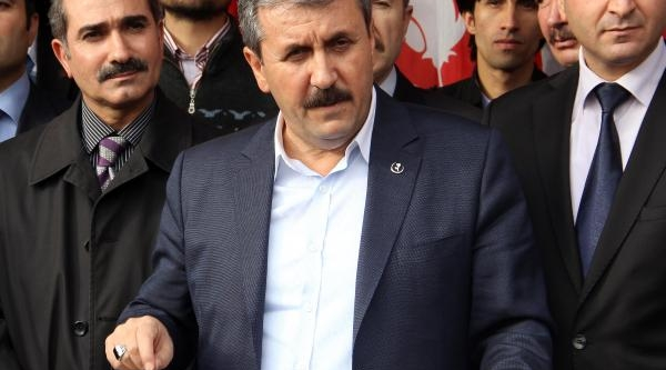 Destici: Türk Irki Yoktur Diyenin, Soy Problemi Var