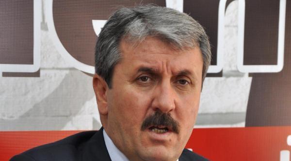 Destici: Türkmen Varlığı Yok Edilecek