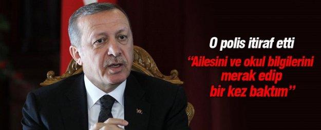 DEVA davası sanığı: Erdoğan'ın ailesini merak edip bir kez baktım