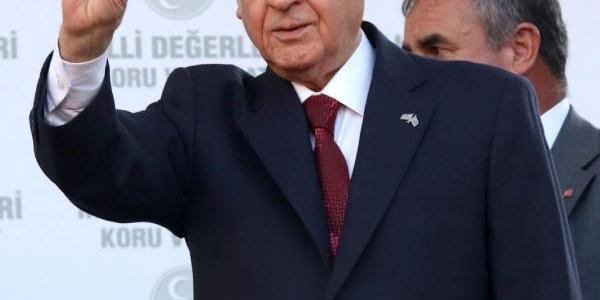 Devlet Bahçeli : Başbakan Erdoğan Ölçüyü Kaçirmiş, Oto Kontrolü Kaybetmiştir - Fotoğraflar