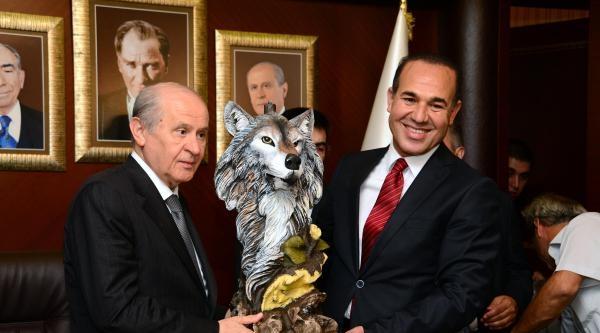 Devlet Bahçeli: Erdoğan, Senin Etnik Temelin Karışık (2)