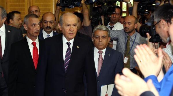Devlet Bahçeli : İhsanoğlu, Yalnızca Büyük Türk Milletinin Adayıdır (1)