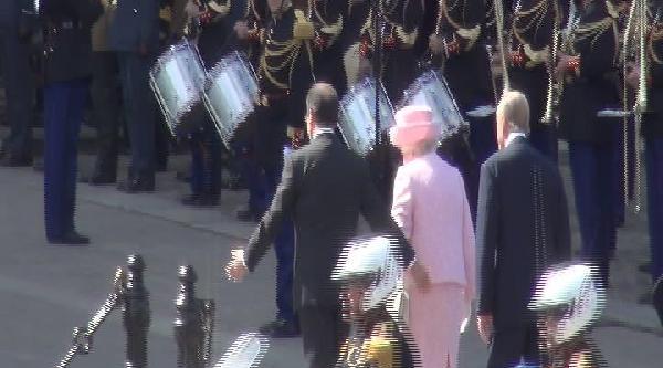 Devlet Başkanlarının Fransa Çikarmasi