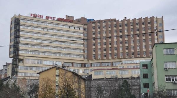 Devlet Hastanesinde Elektrik Kesintisi