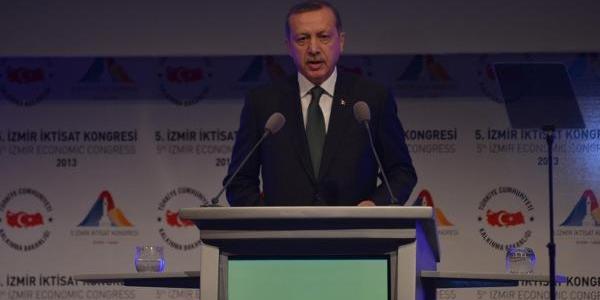 Devletin Zirvesi Izmir Iktisat Kongresi'Nde (2)