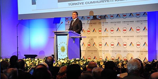Devletin Zirvesi Izmir Iktisat Kongresi'Nde (4)