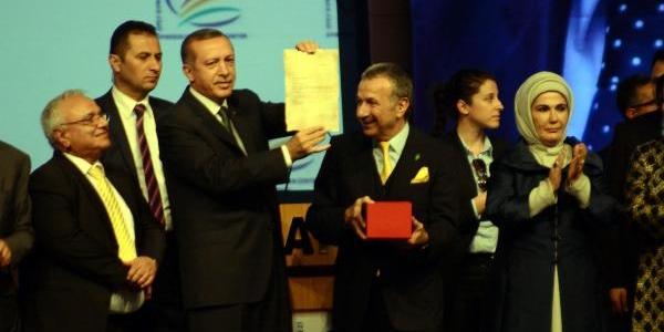 Devletin Zirvesi Izmir Iktisat Kongresi'Nde (5)