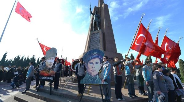 Devrim Şehidi Kubilay Anilacak