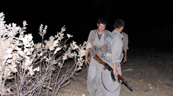 Dha Görüntüledi: Pkk, Şengal Dağı'nda Saddam Döneminden Kalan Karakollara Yerleşti