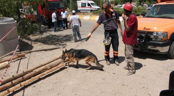 Dicle Üniversitesi'nde İnşaat Çöktü: 4 İşçi Yaralandı