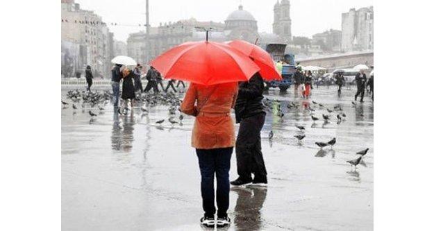 Dikkat aşırı yağış geliyor!
