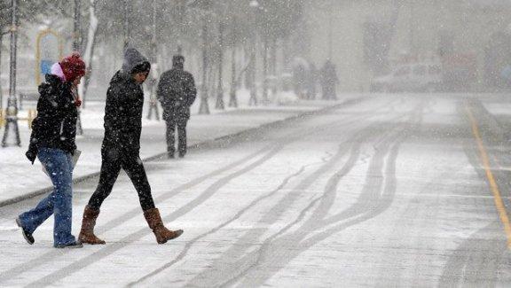 Dikkat! Kar bugün geliyor