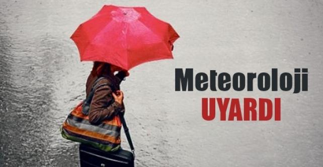 Dikkat! Meteoroloji 7 ili uyardı!
