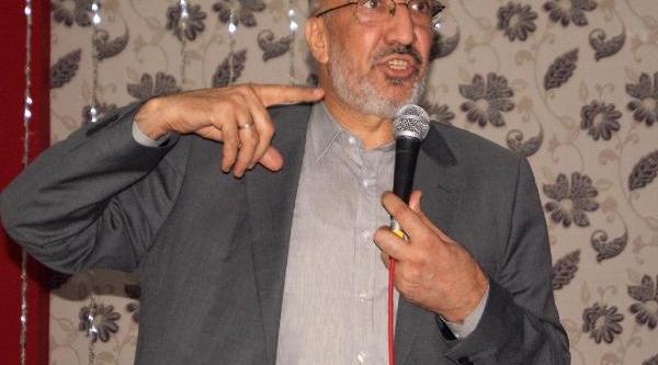 Dilipak : Dede Evde Kuran'i Öğretecek