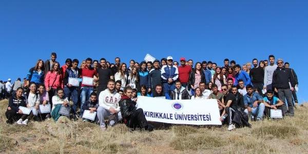 Dinek Daği'na Cumhuriyet Tirmanişi