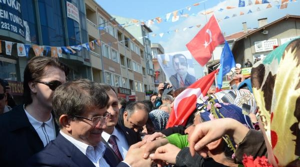 Dışişleri Bakanı Davutoğlu: 3 Yıl İçinde Avrupa Birliği'ne Vizeler Kaldırılacak